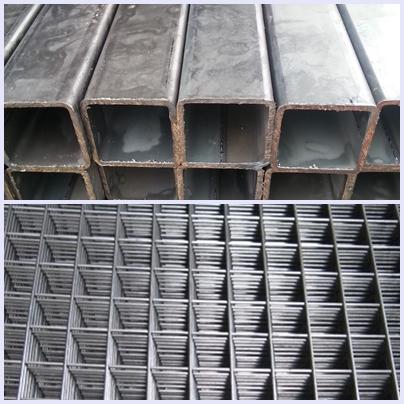 Zártszelvények , betonhálók